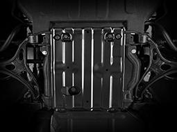 Protecciones parachoques y bajo carrocería