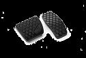Kit cubre pedales
