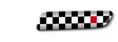 Distintivo Ajedrez Negro