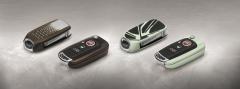 Kit de tapa para llaves para Fiat y Fiat Professional