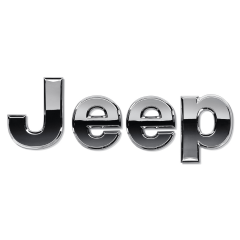 Insignia Jeep delantera para Jeep Grand Cherokee
