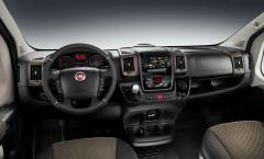 Kit de salidas de aire lounge con radio para Fiat Professional Ducato