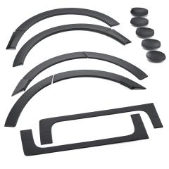Kit de protección para manillas y pasarruedas