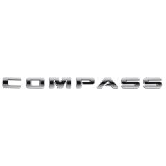 Sigla de modelo Compass para Jeep Compass/Patriot
