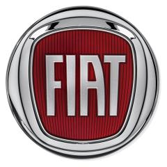 Insignia Fiat trasera para Fiat y Fiat Professional