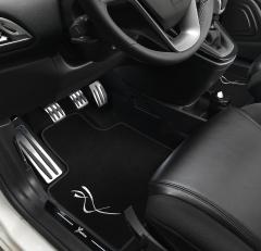Kit de luces noche para paneles de las puertas para Lancia Ypsilon