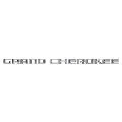 Sigla de modelo Grand Cherokee puerta delantera para Jeep Grand Cherokee