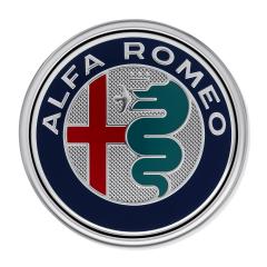 Insignia Alfa Romeo dispositivo cierre para Alfa Romeo Mito