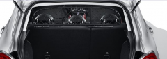 Red separadora para transportar animales para Fiat 500X
