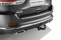 Gancho de remolque extraíble para Jeep Grand Cherokee