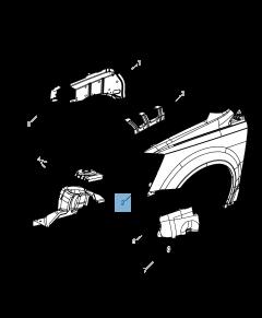 Guardabarros para Lancia Voyager