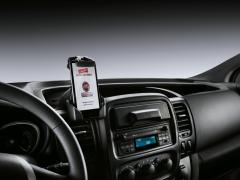 Soporte para teléfono inteligente para Fiat Professional Talento