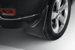Faldillas traseras perfiladas para Jeep Grand Cherokee