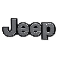 Insignia Jeep trasera