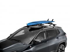 Portatabla de surf y surf de remo