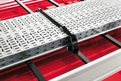 Bloqueos de inmovilización de la carga para techo para Fiat y Fiat Professional