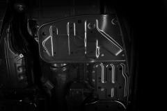 Protección bajocarrocería para repartidor para Jeep Grand Cherokee