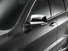 Carcasas cromadas para espejos retrovisores para Jeep Grand Cherokee
