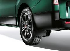 Faldillas traseras de poliuretano granulado para Fiat Professional Talento