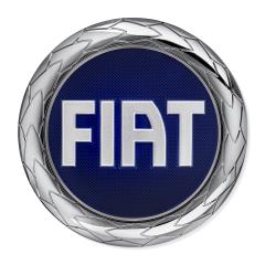 Insignia Fiat rejilla delantera para Fiat Professional Scudo