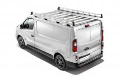 Pasarela De Aluminio Para Puertas Abatibles L1 H1