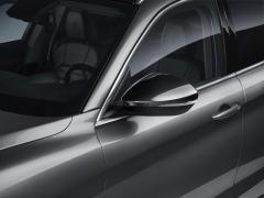 Carcasas para espejos retrovisores en miron brillante para Alfa Romeo Stelvio