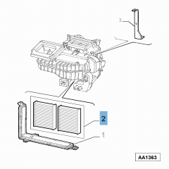 AIR CLEANER (Essential Part)