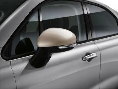 Carcasas de espejos retrovisores para Fiat 500X