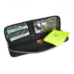 Kit de emergencia con triángulo y chaleco reflectante