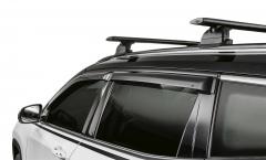 Deflectores de aire para ventanillas delanteras y traseras