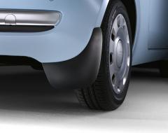 Faldillas traseras de goma para Fiat 500