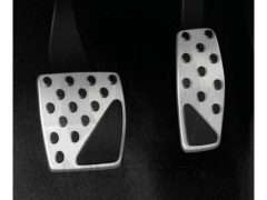 Kit de pedales del freno y el acelerador para cambio automático Volante a la izquierda