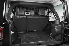 Rejilla superior para transportar animales