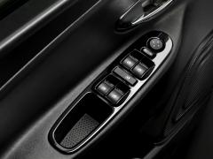 Moldura negro brillante para mandos elevalunas para Lancia Ypsilon