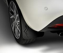 Faldillas traseras de goma para Lancia Ypsilon