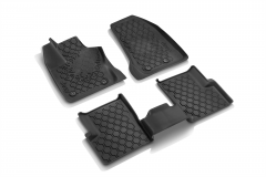 Rubber Mats With Jeep Logo