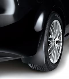 Faldillas traseras de goma para Alfa Romeo 159