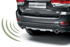 Sensores de aparcamiento traseros para Jeep Grand Cherokee