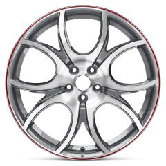 Llanta de aleación de 7J x 18'' para Alfa Romeo 147
