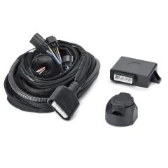 Cableado eléctrico para gancho de remolque 13 polos para Fiat Professional Ducato