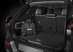 Jeep Shopping Bag And 4 Hooks Kit