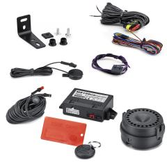 Sistema antirrobo de alarma volumétrica para Fiat y Fiat Professional Doblo