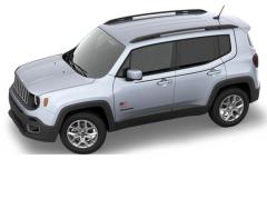 Kit de adhesivos para carrocería con bandera de EE.UU. para Jeep Renegade