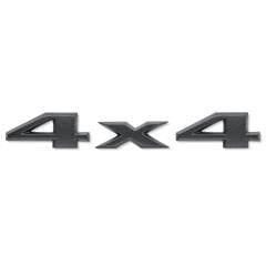 Sigla 4X4 trasera