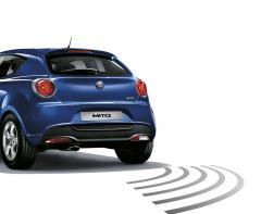 Sistema antirrobo de alarma volumétrica para Alfa Romeo Mito